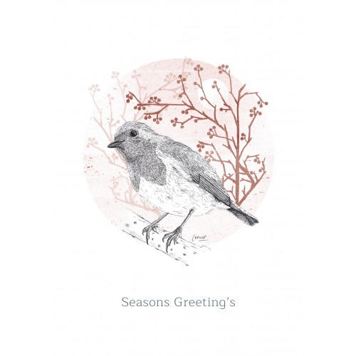 Wildlife Charity Pack of 10 Christmas Cards