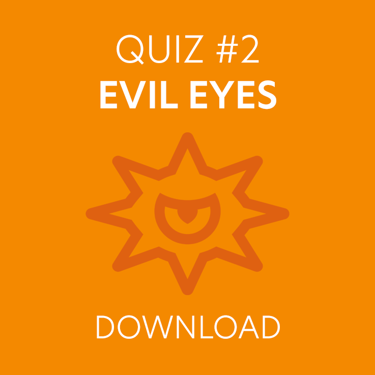 Evil Eyes Movie Quiz