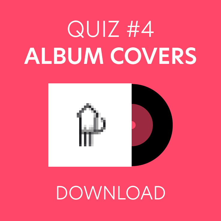 Album Cover Quiz